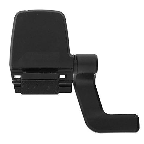 koiiko® Bluetooth 4.0Ordinateur de vélo Fitness Tracker vitesse vitesse et Cadence Vélo Capteur pour compatible avec iPhone 4S, iPhone 5, iPod touch 5e génération, iPad 3ème génération, iPad 4ème génération, iPad Mini
