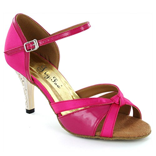 Primavera ed estate/scarpe con tacco latini adulti/Morbide scarpe da ballo inferiori/scarpe da ballo liscio Piazza/scarpe moderne B