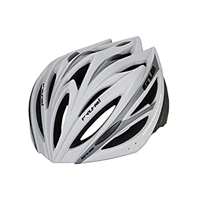 Aolvo Mountain Bike Helmet with Removable Visor Road Cycle Helmet for Men Women Safety Protection Comfortable/Lightweight/Breathable Large by Aolvo