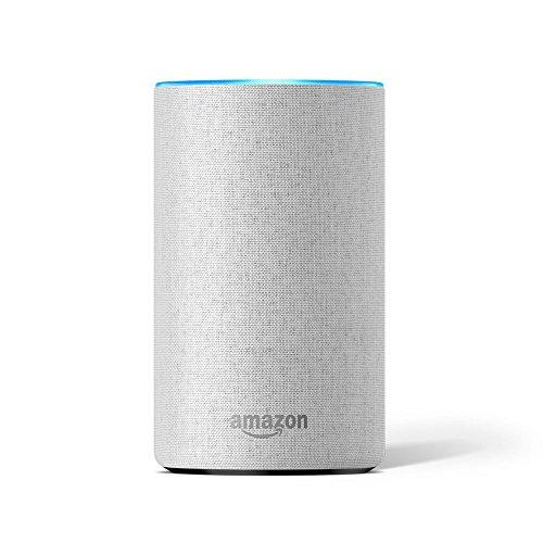 Amazon Echo Shell - White