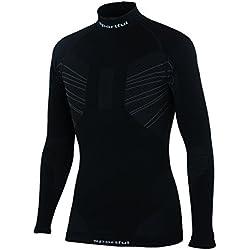 Sportful - Deluxe L/S T, Color Black, Talla XL