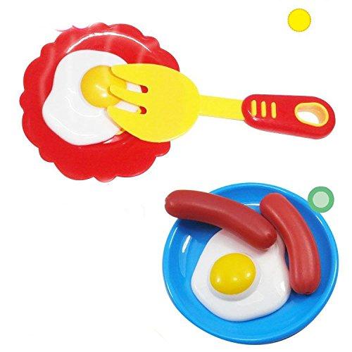 Peradix utensilios de cocina 60 piezas para ni os for Utensilios de cocina para regalar