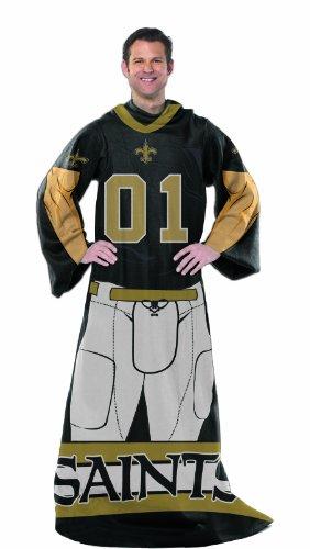 Northwest NFL Dallas Cowboys Full Body Player Erwachsene bequem Überwurf, Herren unisex damen, NFL024000021RET, grau, 122 cm X 180 cm