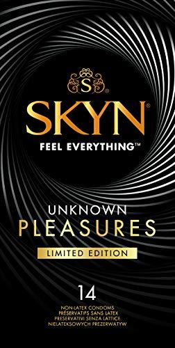 SKYN Unknown Pleasure Pack Of, Kondome, 14-count