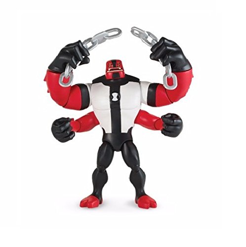 Ben 10 Four Arms Action Figures