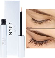 New NYK1 Lash Force Intense Eyelash Lash and Brow Growth Serum. THE ONE THAT REALLY WORKS! Extreme Length and Volume Brows and Lashes enhancer. Extra Fill 8ml size. Revitalise, grow, lengthen your natural lashes, then amplify with mascara. The Enhanced rapid lash growth treatment that really does work!