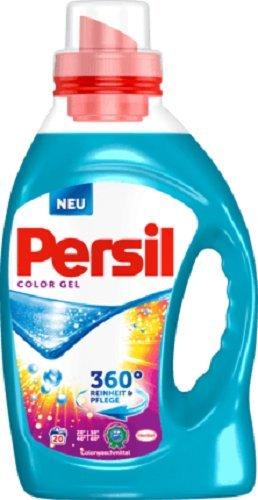 Mejor detergente para lavadora – Persil Color Gel, 20 WL