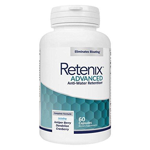 Retenix Advanced™ | Natürliche Wassertabletten gegen Wassereinlagerungen | Effektives Diuretikum