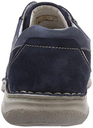 Josef Seibel Anvers 30 Herren Sneakers Blau (723 594 ocean/kombi)