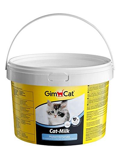 GimCat Cat-Milk + Taurin/Vitamin- und nährstoffreiche Katzenmilch als Muttermilch-Ersatz für Katzen