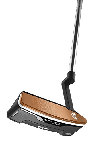 Cleveland Golf Men's TFI 8 Blade Putter, Right, 35""