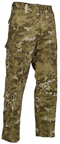 US Army Feldhose ACU All Digital Combat Uniform Freizeithose Kampfhose verschiedene Farben und Größen (XL, Vegato Desert Tarn) - Acu Digital-bdu Hose Hosen