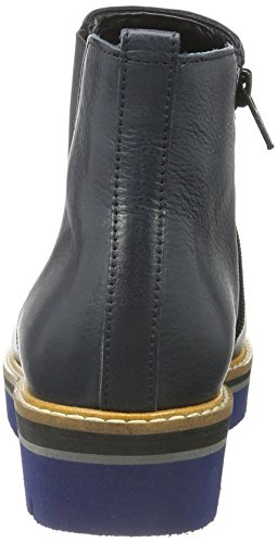 Gabor Damen Fashion Chelsea Boots Blau (river 26)