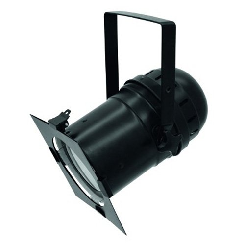 Eurolite 059868 PAR-56 Cob RGB LED 60 W Noir