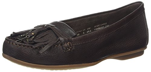 Hush Puppies Damen Naveen Robyn Slipper, Braun (Brown), 38 EU (Puppies-damen Hush Schuhe)
