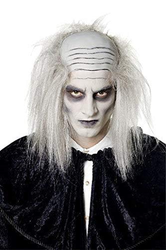 Horror-Shop Riff Raff Perücke Rocky Horror Halloween