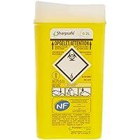 Neolab 3 pp 2055 - Recipiente de seguridad (apta para tiburones, 250 ml)