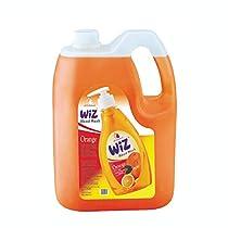 WiZ pH-Balanced Extra Moisturizing Orange Liquid Handwash with Refreshing Fragrance, Give Complete Protection