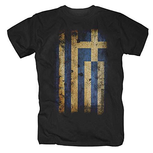 T-Shirt Griechenland (L)