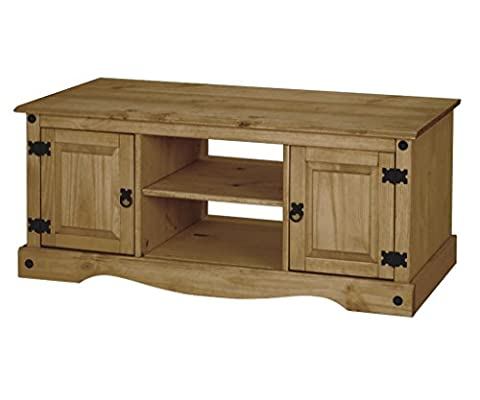 Mercers Furniture Corona 2-Door Flat Screen TV Unit
