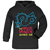 Cloud City 7 Blade Runner White Dragon Noodle Bar Baby and Kids Hooded Sweatshirt