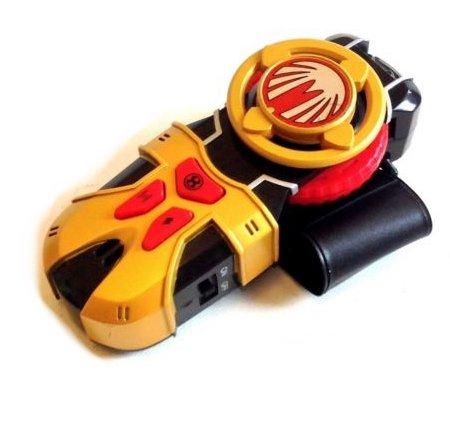 Image of Mighty Morphin Power Rangers Electronic NINJA MORPHER Wrist Device [not boxed}
