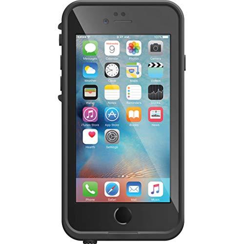 LIFEPROOF 77-52563 FRE Waterproof iPhone 6/6S Black (6 Skins Phone I Case Lifeproof)