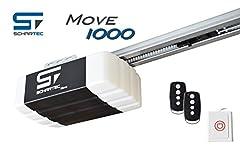 Schartec Move 1000 Garagentorantrieb Test