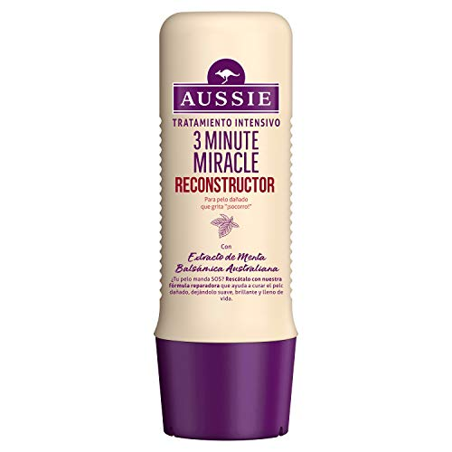 Aussie 3 Minute Miracle Reconstructor Tratamiento