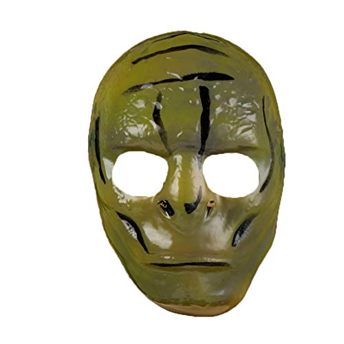 (Shuda Halloween Masken, Horror Cosplay Party Masken Kostüme Partei Maskerade DIY Partei Kleid)