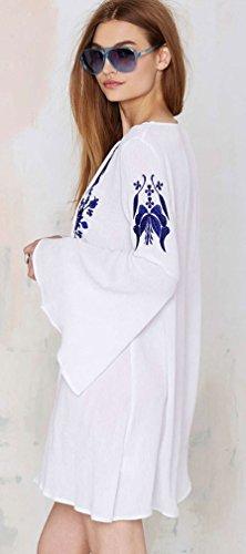 LOVEL - Copricostume -  donna White