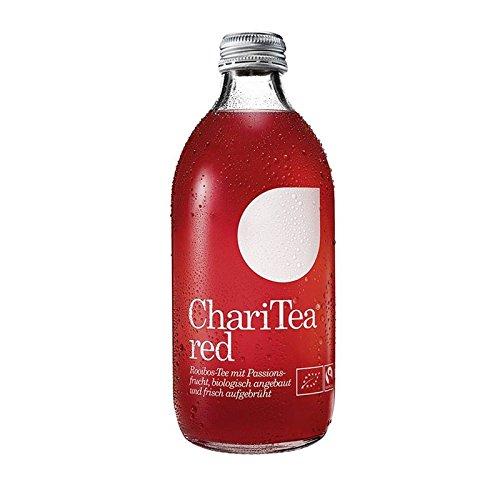 Charitea - Charitea Red - Packung mit 12 (12 x 330 mililiter) inc. 1.80€ MEHRWEG Pfand