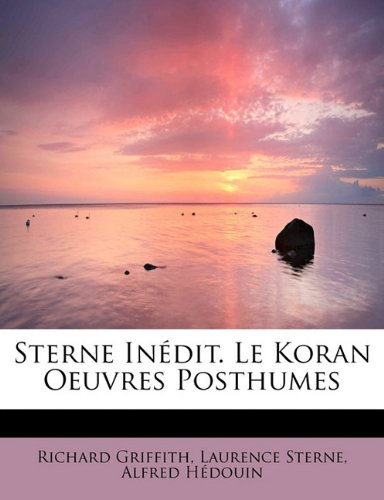 sterne-in-dit-le-koran-oeuvres-posthumes