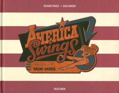 VA-HARRIS, AMERICAN SWINGS TRADE ED. par Richard Prince