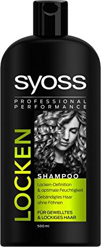 Syoss Shampoo Locken, 2er Pack (2 x 500 ml)