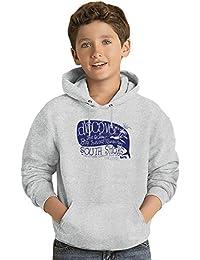 Discover the ocean Los niños Hoodie ligero Lightweight Hoodie For Kids | 80% Cotton-20%Polyester|
