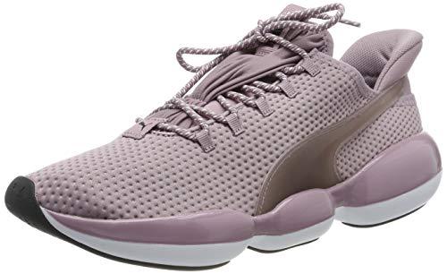 Puma Mode XT Wns, Scarpe da Fitness Donna, Grigio (Elderberry White), 36 EU