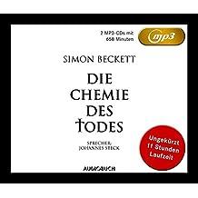 Die Chemie des Todes (MP3-CDs ungekürzt)