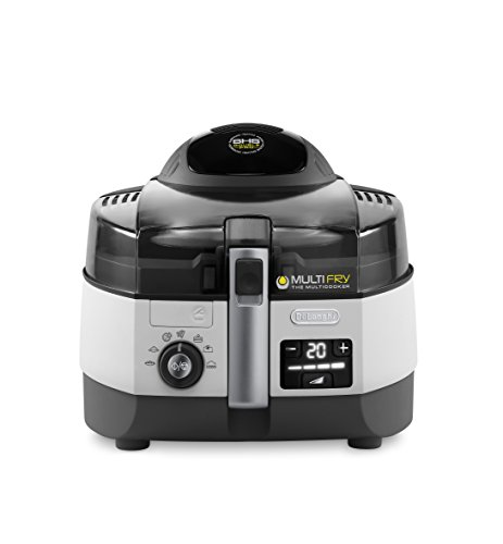 DeLonghi FH 1394 Multifry Extra Chef Heißluft-Fritteuse