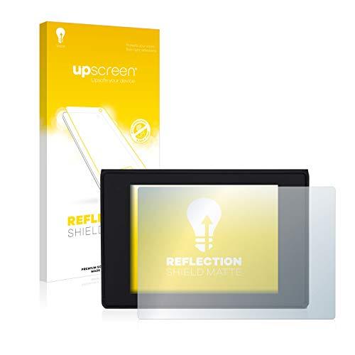 upscreen Entspiegelungs-Schutzfolie kompatibel mit GoPro Hero3+ Black - Anti-Reflex Displayschutz-Folie Matt