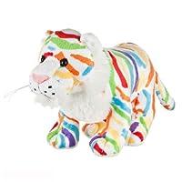 Webkinz Coloursplash Tiger Plush Toy