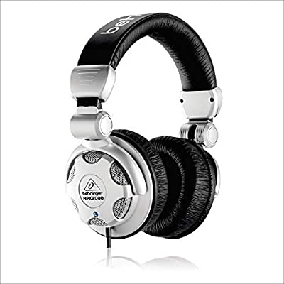 Behringer Hpx2000 - High-Definition Dj Headphones