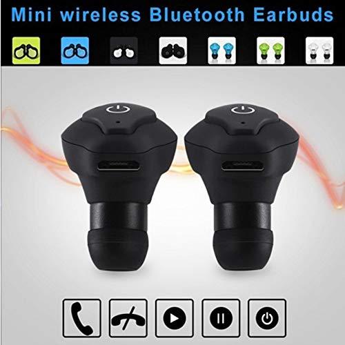 EisEyen Mini Stereo Bluetooth Kopfhörer Wasserdichte Drahtlose In-Ear Ohrhörer Headset Sport Übung Earbuds