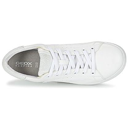 Geox Damen D Jaysen A B020ba08554 Sneaker, Schwarz 6