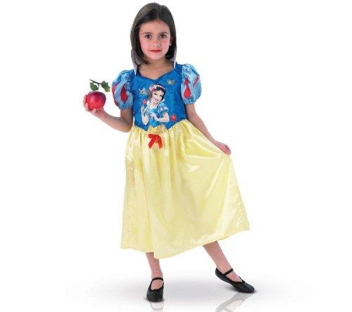 RUBIE's Disney-Snow White child's Kostüm, Größe 7-8 Jahre (Kostüme Snow White)