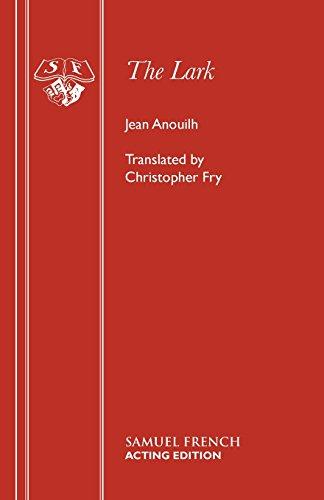 [PDF] Téléchargement gratuit Livres The Lark (Acting Edition)