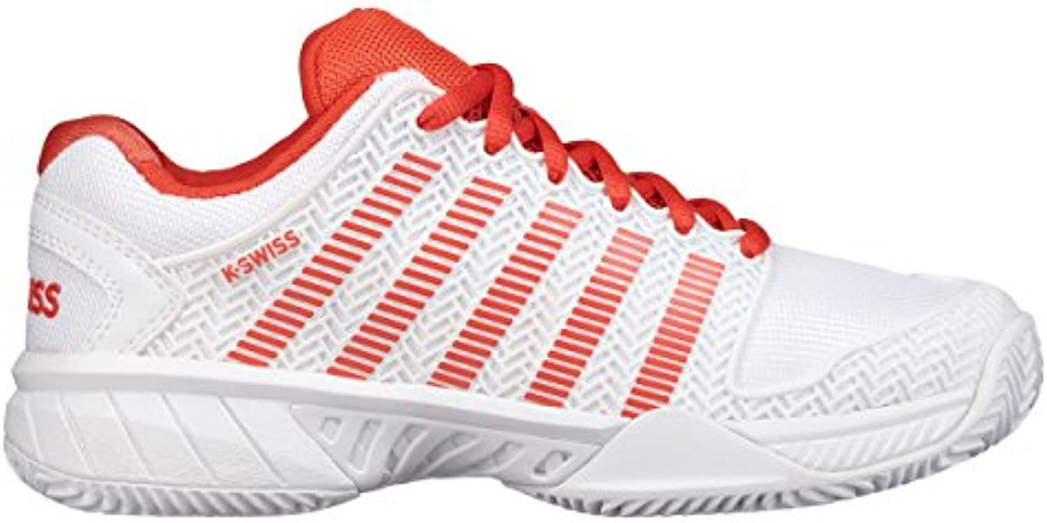 K-Swiss Hyper Court Express HB Clay, weiß, 38-UK 5  -