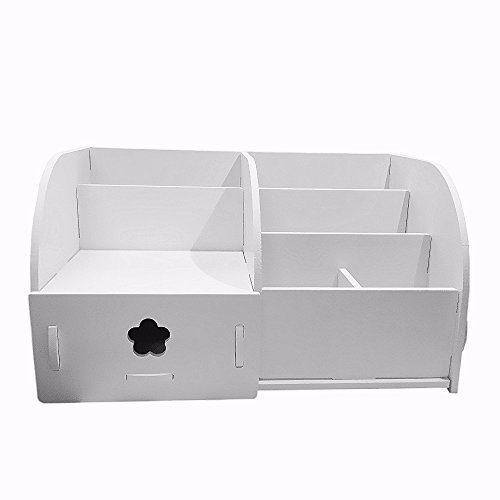 Yinmake-Cut-Out-Shelf-Unit-WPC-Desktop-Organizer-White-Storage-Rack-for-Home-Kitchen-Office-Bedroom-Bathroom