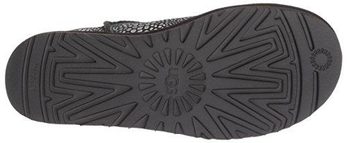 UGG® Boots model 1019637 CLASSIC MINI GLITZY - BLACK Black