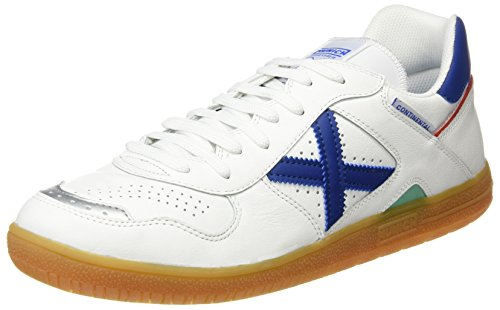 Munich Continental Scarpe da Calcio Unisex-Adulto, Marrone (Blanco 821) 43 EU